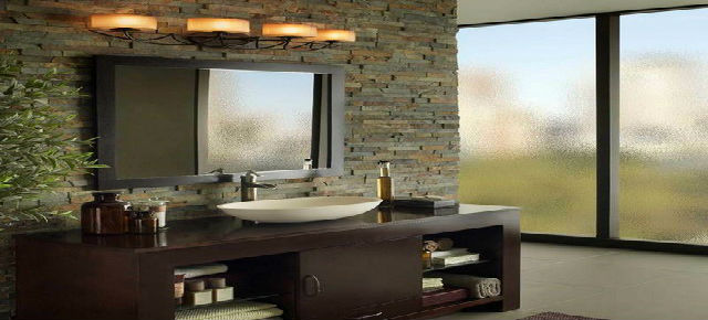 Decorate your bathroom with 60´s lighting BAGNO 8