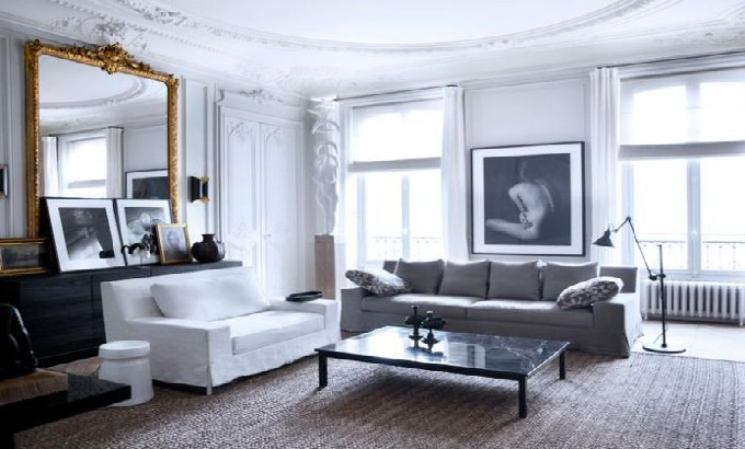 How to decorate How to decorate your apartment parisian style How to decorate your apartment parisian style fea