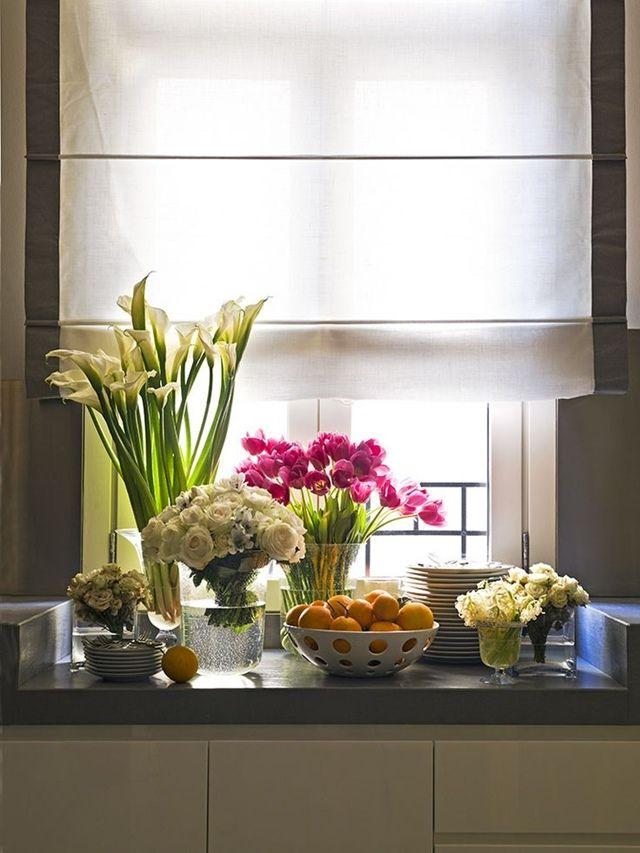 Tips to get a feminine kitchen 4