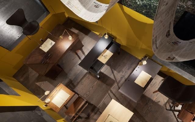 imm nerihu das haus 2   'das haus' challenge at imm cologne 2015: Neri&hu architects and Dinesen imm nerihu das haus 2