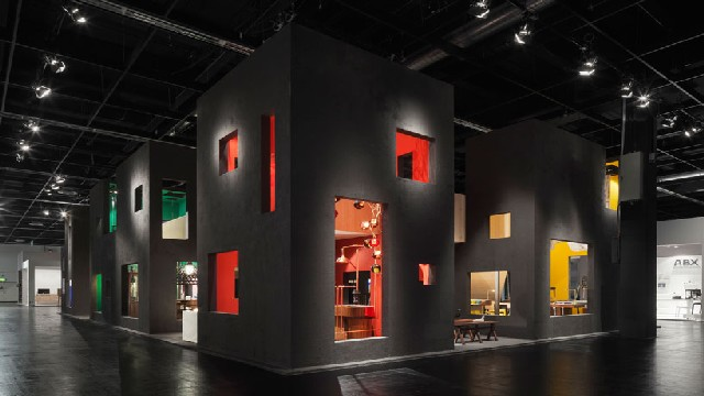 imm nerihu das haus 6   'das haus' challenge at imm cologne 2015: Neri&hu architects and Dinesen imm nerihu das haus 6