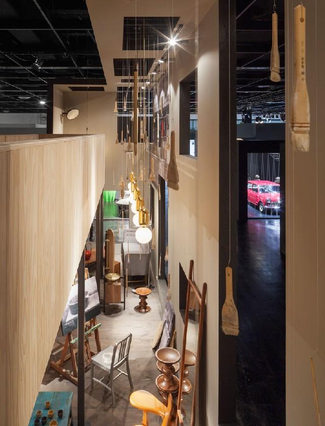 imm nerihu das haus   'das haus' challenge at imm cologne 2015: Neri&hu architects and Dinesen imm nerihu das haus