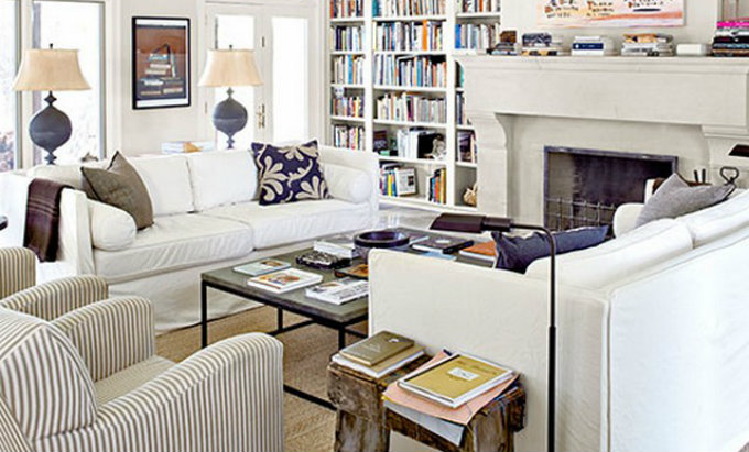 Trends 2015: White decor inspirations for your living room trends 2015 white decor inspirations for your living room