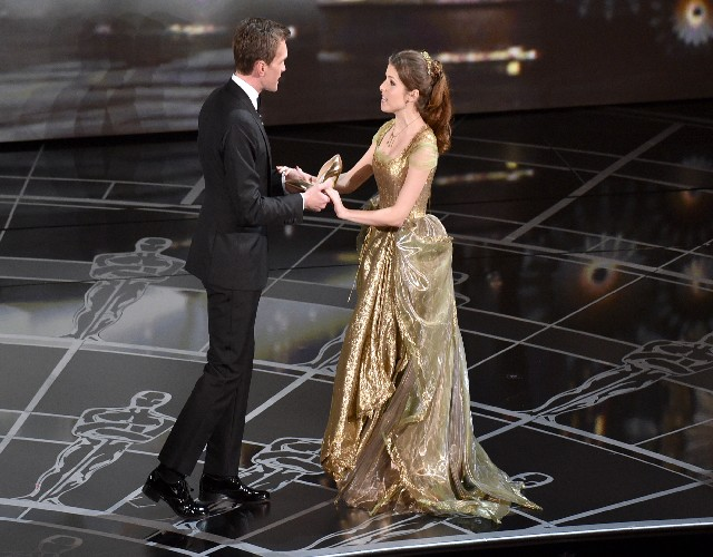Neil Patrick Harris, Anna Kendrick  Neil Patrick Harris' Big 2015 Oscars Opening  Oscars opening 2015