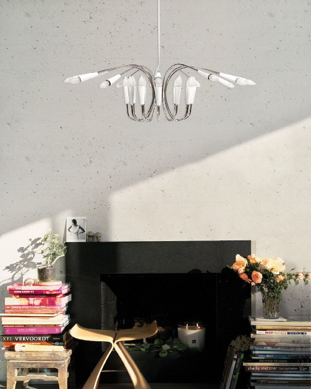 DelightFULL unique lamps vintage ceiling lamp