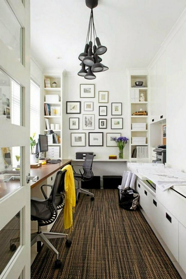 Professional Look Design Ideas For Your Home Office