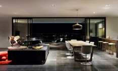 Modern suspesion lighting- black is always in our mind! fPdecor A G House 05 234x141