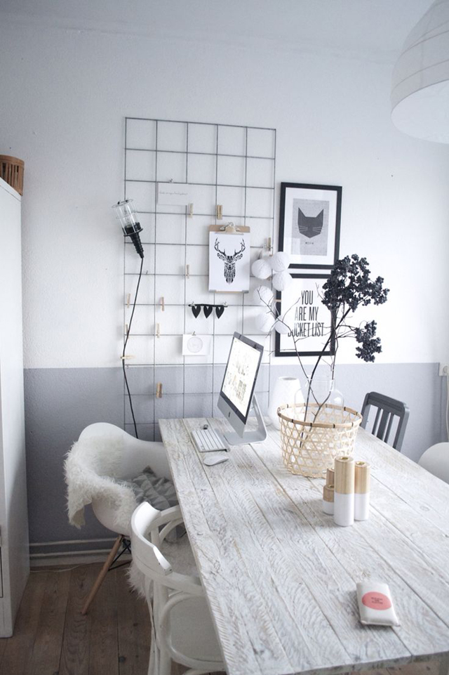 white dining rooms 4  Modern Decoration: 10 white dining rooms white dining rooms 4