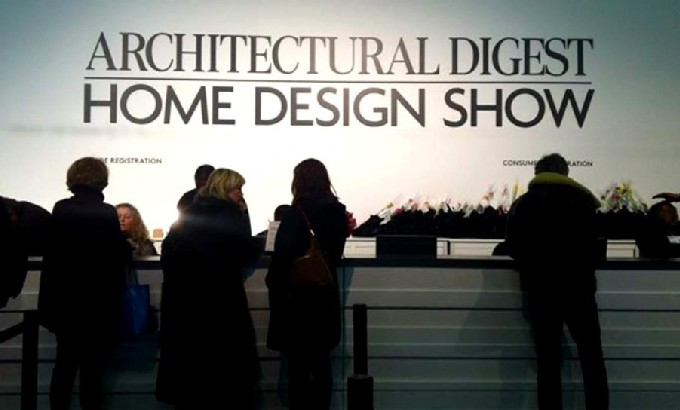 Lighting home design ideas for Architectural digest show