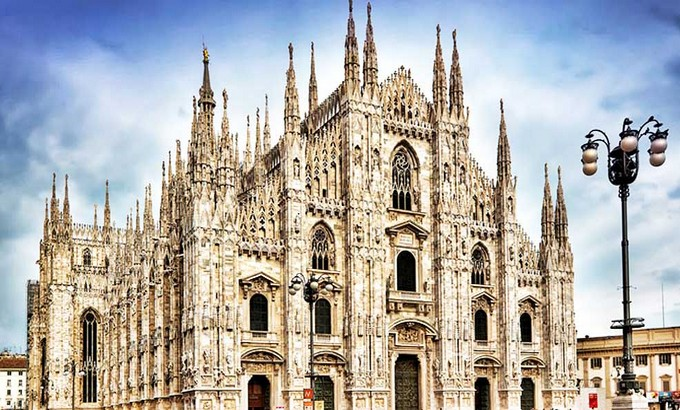 10 places to visit if you're visiting Milan Milao 1362594393598