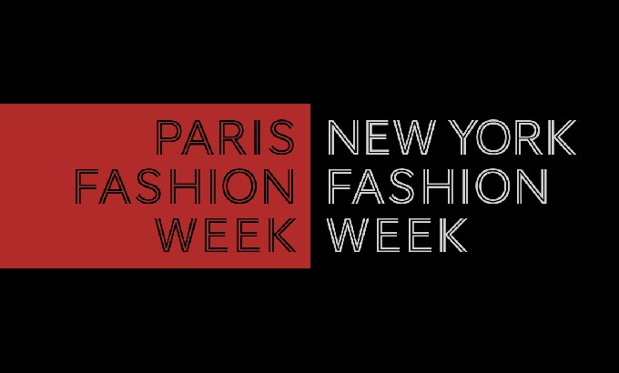 Fashion Week NY vs Paris Fashion Week NYvsPARIS Header