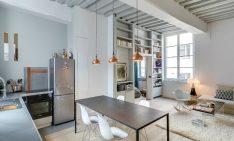 apartment in paris Apartment in Paris Home Interiors: Contemporary Classic Apartment in Paris featured 234x141