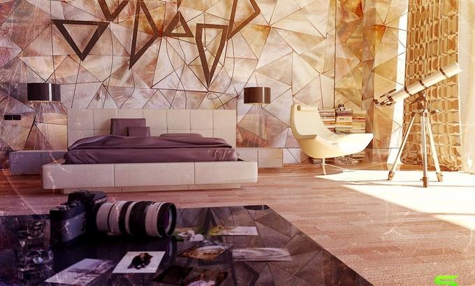 Spring 2015 Interior Design Ideas – wall decor | Home Design Ideas