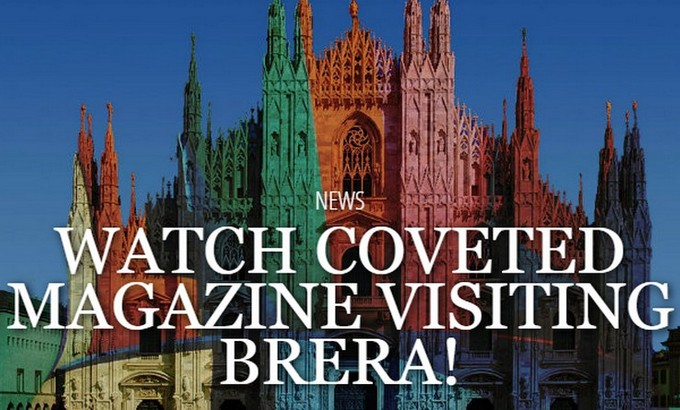 coveted magazine Coveted Magazine: a new way of celebrating design Coveted Magazine a tour to Brera District feat