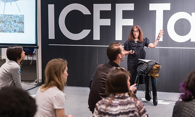 ICFF 2015 ICFF 2015 talks: Kiki Smith, Roberto Palomba and more ICFF talks featured