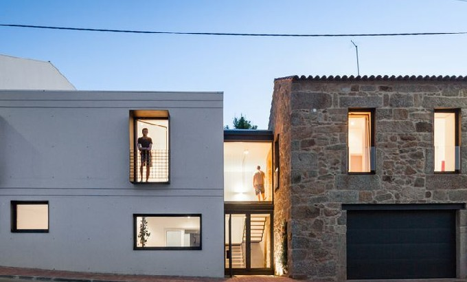 house Mixing Rural and Urban Lifestyles: Traditional House JA in Portugal Rural and Urban Lifestyles House JA in Portugal feat