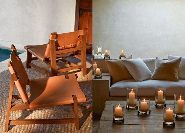 Ralph Lauren New Contemporary Style Home Furniture: Preview