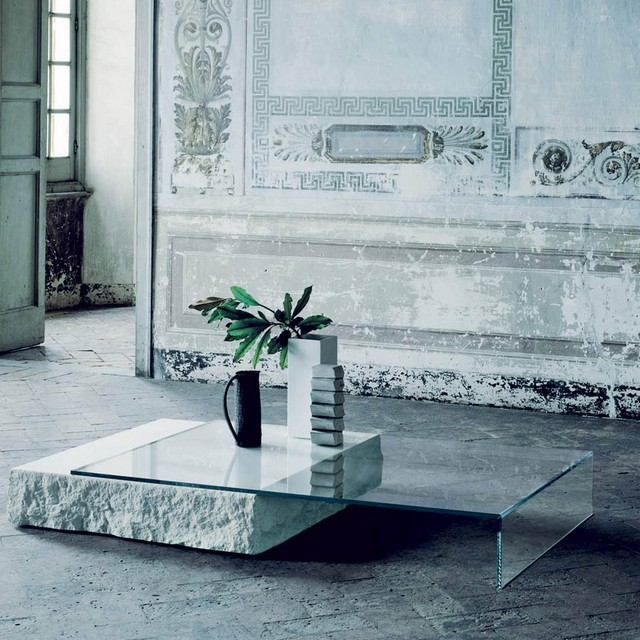 10 modern glass coffee tables for your living room design ideas
