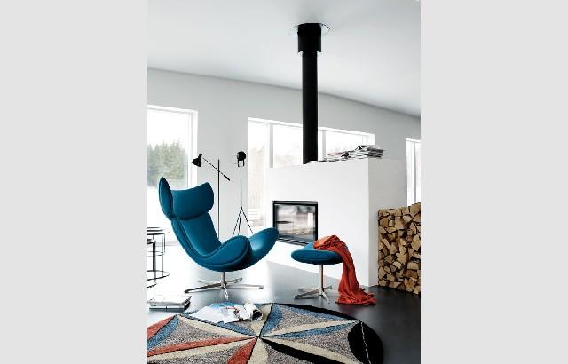 Living Room Design Ideas 50 Inspirational Arm Chairs Blue Leather ARMCHAIRS  LIVING ROOM DESIGN IDEAS: