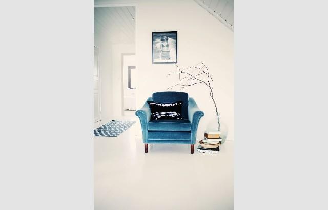 Living room design ideas 50 inspirational armchairs blue velvet