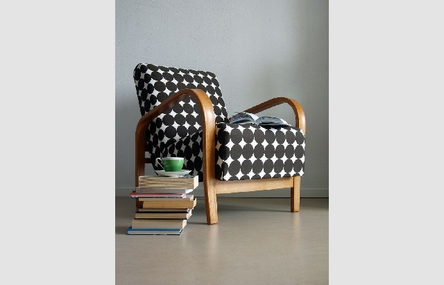 Living room design ideas 50 inspirational armchairs dots patterns