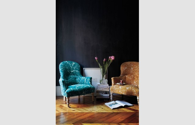 Living room design ideas 50 inspirational armchairs fabric patterned