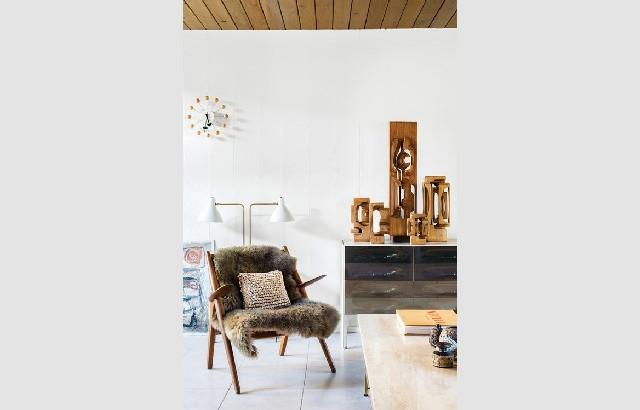 Living room ideas: 50 inspirational  armchairs fur  armchair