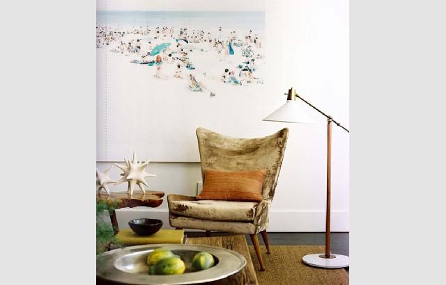 Living room design ideas 50 inspirational armchairs velvet armchair wood foot