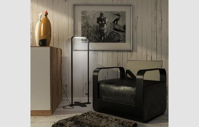 Living room ideas: 50 inspirational armchairs  balck armchair