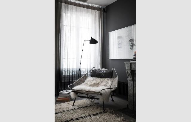 Living room ideas: 50 inspirational armchairs  white scandinavian