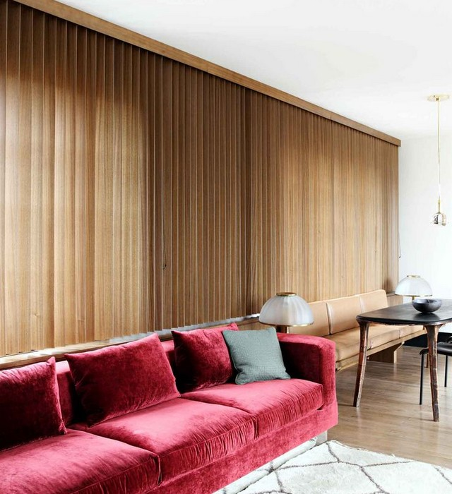Living Room Design Ideas 50 Inspirational Sofas: Let S Jump From Browns To Stronger Colors. Marsala Was