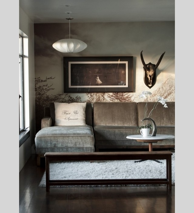 Living Room Design Ideas 50 Inspirational Sofas: The Truth Is: Velvet Really Is A Beautiful Fabric For