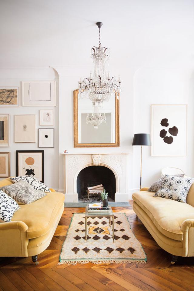 Perfect Classic Sofas Home Design Ideas