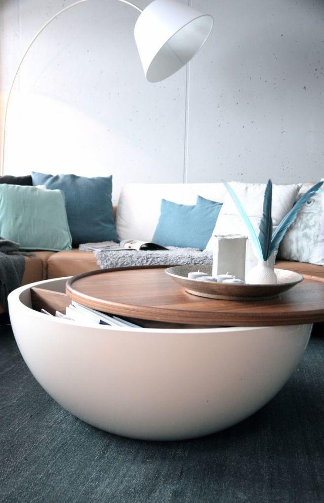 Living Room Ideas 50 Inspirational Center Tables Design