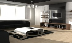 LIVING ROOM CONTEMPORARY FURNITURE: 10 COFFEE TABLES TO YOUR LIVING ROOM Modern living room design 234x141