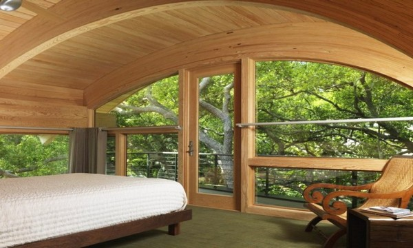 TOP modern bedrooms that bring nature on it