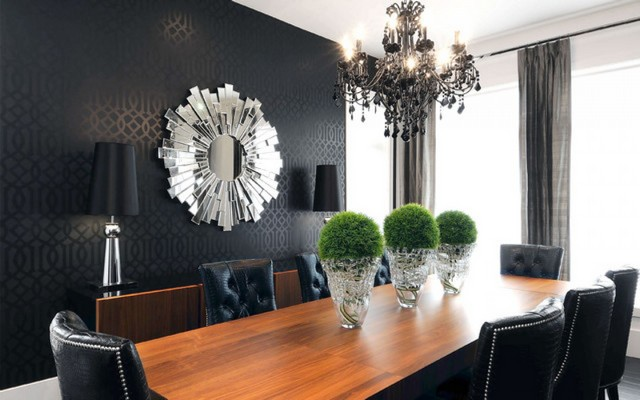 CRYSTAL'MANIA: 10 LIGHTING PRODUCTS TO YOUR DINING ROOM