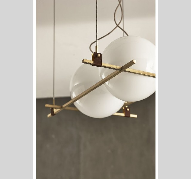 golden susp lamps LIVING ROOM DESIGN IDEAS LIVING ROOM DESIGN IDEAS: 50 GOLD LAMPS golden susp lamps