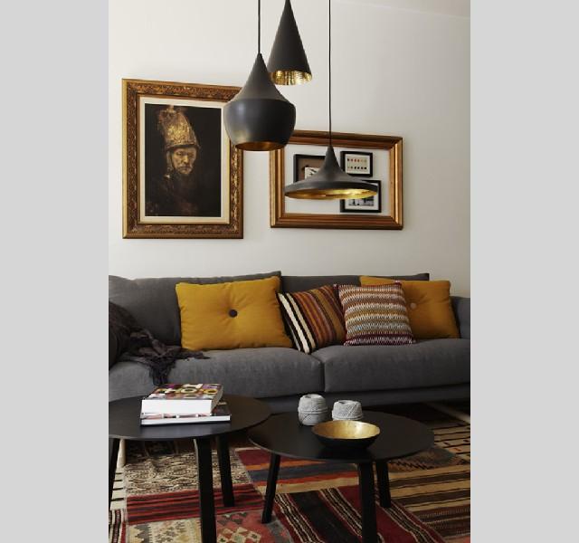 tom dixon susp 640 LIVING ROOM DESIGN IDEAS LIVING ROOM DESIGN IDEAS: 50 GOLD LAMPS tom dixon susp 640