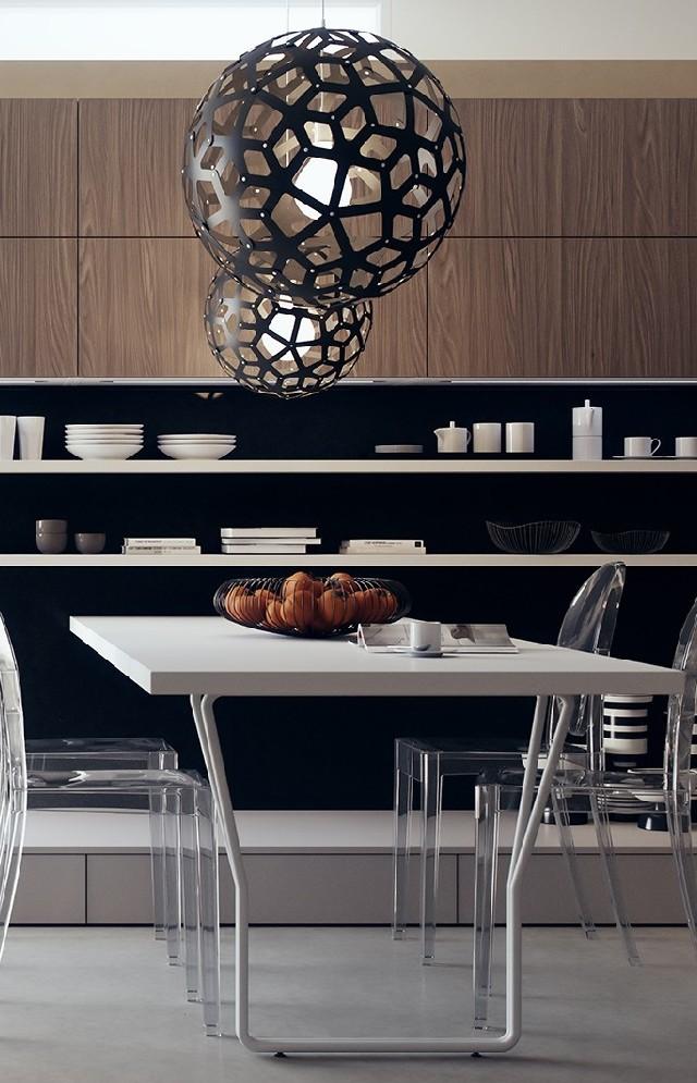 Black Kitchen desigs for your Home Decor black kitchen ideas 25 Black Kitchen Ideas For Your Home Decor Black Kitchen Ideas for your Home Decor11