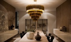 golden lighting HOW TO GET A LUXURY LIVING ROOM PT 1: GOLDEN LIGHTING hdi feat golden chandeliers 234x141