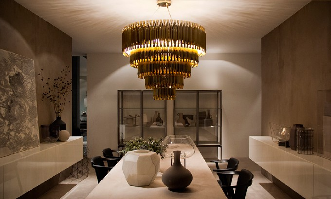 golden lighting HOW TO GET A LUXURY LIVING ROOM PT 1: GOLDEN LIGHTING hdi feat golden chandeliers