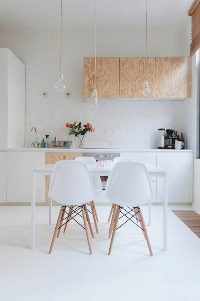 kitchen design white and wood 10 amazing design ideas for your modern home white kitchens 897