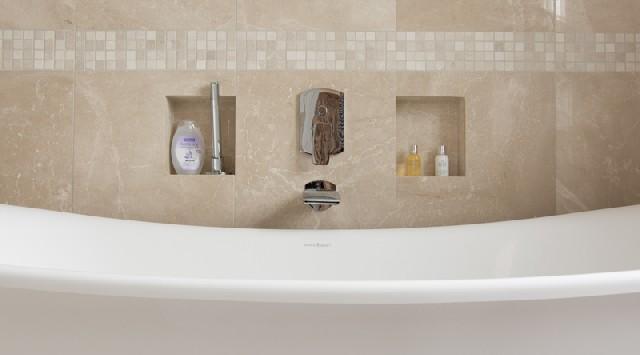colorful  design ideas beige botticino by ionic stone