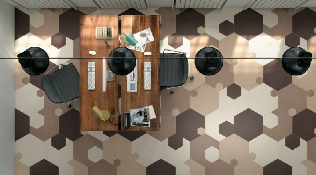 colorfuldesign ideas beige hex stone by blue print
