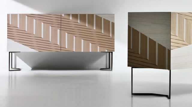 colorful home design ideas beige sideboard by laurameroni