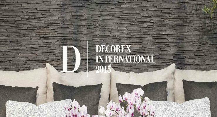 decorex 2015 Decorex 2015 London – furniture for your living room feat