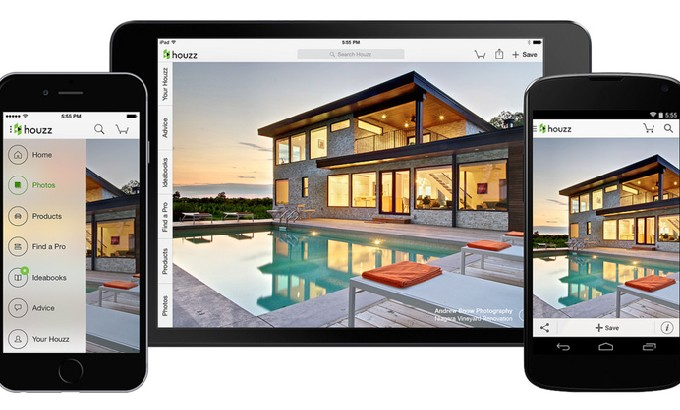 Home Design Home Design – How to turn your phone into an interior designer featured the houzz app