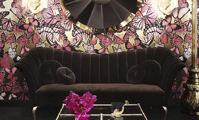 reve-mirror-passion-sconce-caprichosa-sofa-ivy-cocktail-table-lotus-floor-lamp-koket-projects