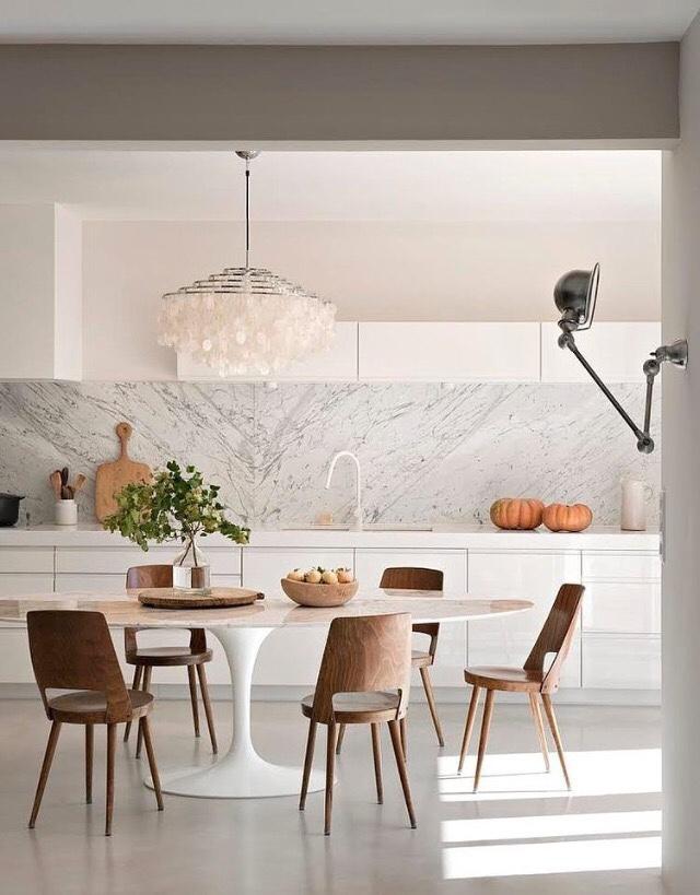 white wooden kitchen vintage 640 10 amazing design ideas for your modern home: white kitchens